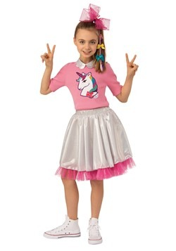 JoJo Siwa Kid in Candy Store Costume