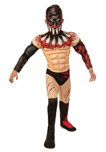 WWE Finn Balor Boys Deluxe Costume