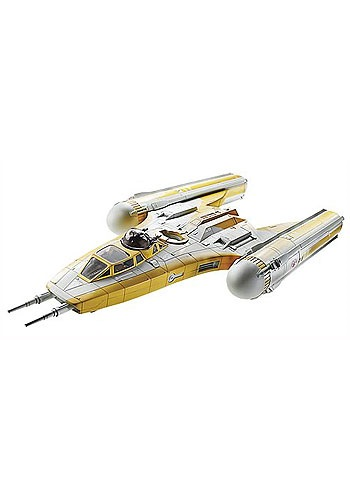 Clone Wars Y-Wing Bomber Vehicle