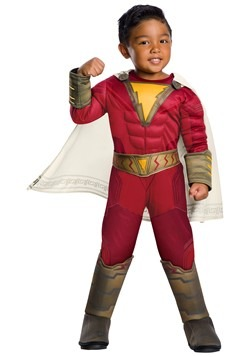 Toddler's Shazam! Costume