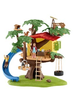 Adventure Tree House Playset