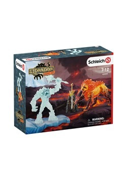 Eldrador Battle for the Superweapon Figure Set