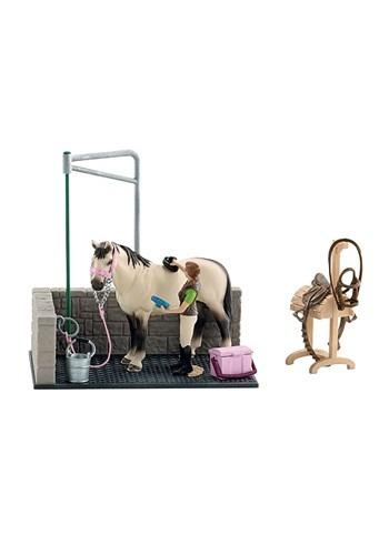 Horse Wash Area Figure Set
