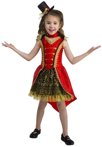 Toddler Circus Ringmaster Costume for Girls