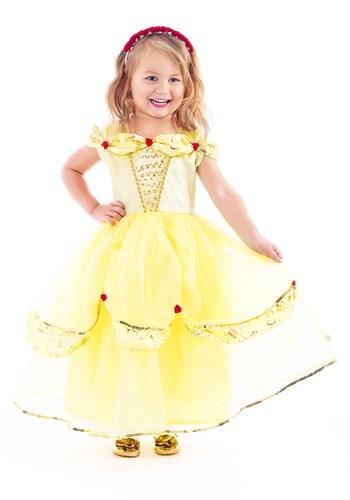 Yellow Beauty Girls Costume Update 1