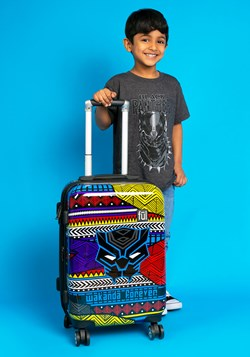 Black Panther 21 Inch Suitcase11