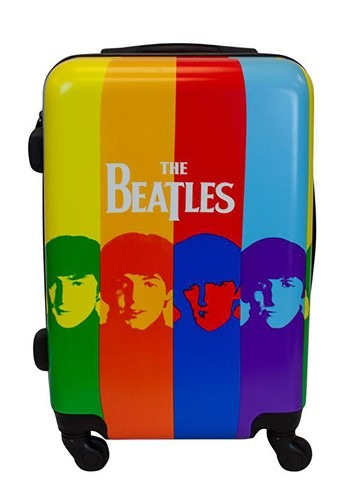 The Beatles Hard Case Spinner Suitcase