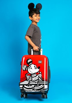 "Mickey Mouse Hard Case 21"" Suitcase"