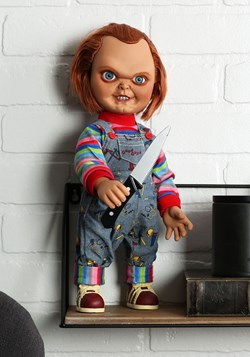Good Guy Sneering Talking Chucky Doll