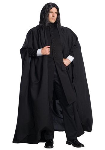 Harry Potter Adult Plus Size Severus Snape Costume1