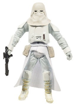 Saga Legends Snowtrooper Action Figure