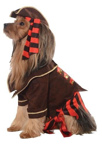 Dog Pet Costume Pirate
