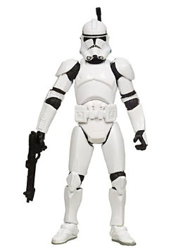 Saga Legends Revenge of the Sith Clone Trooper Action Figure