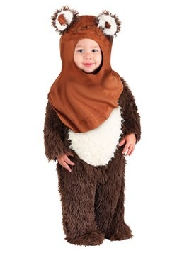 Star Wars Ewok Infant Wicket Costume