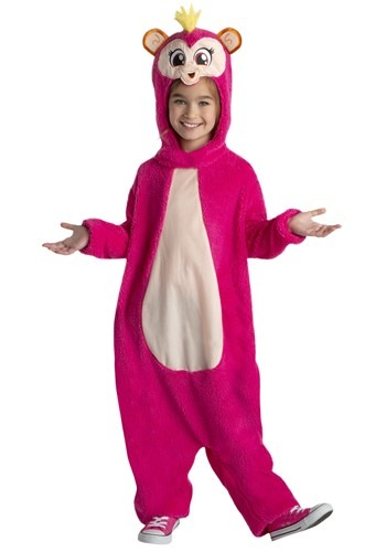 Fingerlings Girl's Deluxe Bella Costume