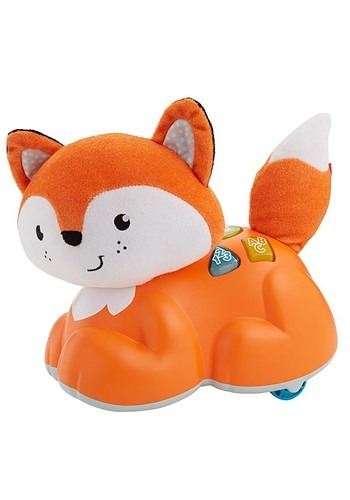 Crawl After Learning Fox