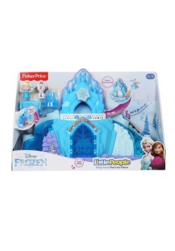 Little People Disney Frozen Elsa's Ice Palace