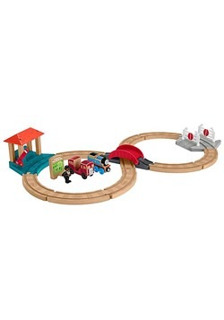 Thomas the Tank Engine Wood Racing Figure-8 Set