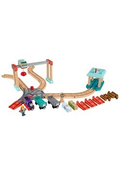 Thomas the Tank Engine Lift & Load Cargo Set