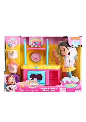 Butterbean's Cafe Magic Dough Oven & Doll