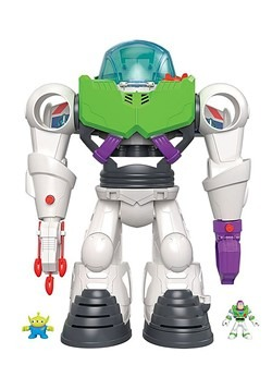 IMX Toy Story 4 Buzz Lightyear Robot