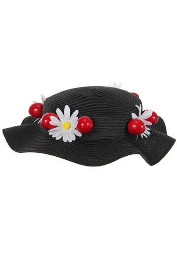 Mary Poppins Black Hat