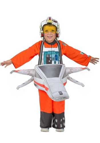 Star Wars Child X-Wing Ride-In Costume