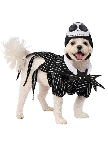 Jack Skellington Pet Costume