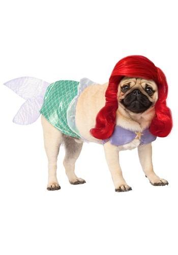 Ariel Pet Costume
