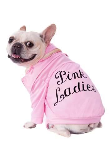 Grease Pink Ladies Jacket Pet Costume Update 1