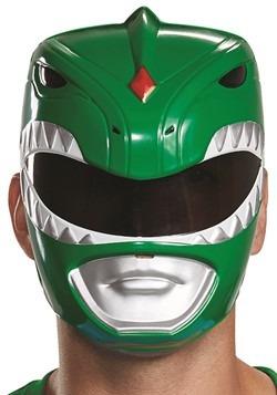 Power Rangers Adult Green Ranger Mask