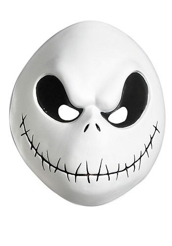 Adult Nightmare Before Christmas Jack Skellington Mask