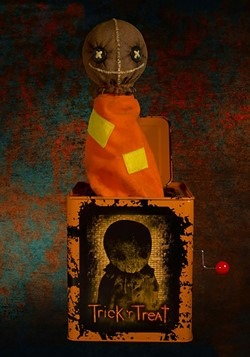 Trick r' Treat Sam Burst-a-Box