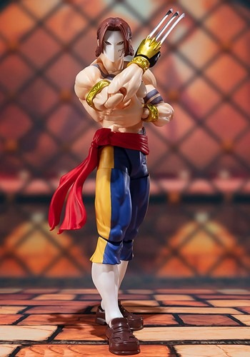 Street Fighter Vega Bandai S.H. Figurarts Action Figure