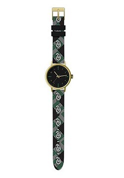 Harry Potter Slytherin Logo Strap Watch