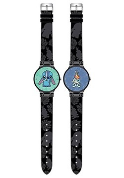 Lilo Stitch Scrump and Stitch Watch 2 Pack Set