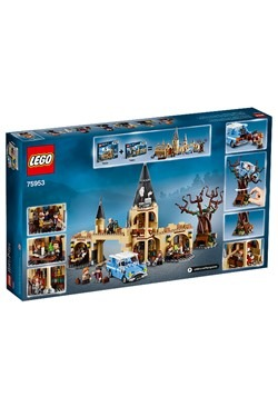 LEGO Harry Potter Hogwarts Whomping Willow Alt 2
