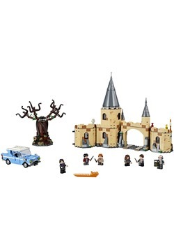 LEGO Harry Potter Hogwarts Whomping Willow Alt 3