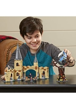 LEGO Harry Potter Hogwarts Whomping Willow Alt 4