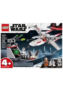 LEGO Star Wars X-Wing Starfighter Trench Run Alt 1