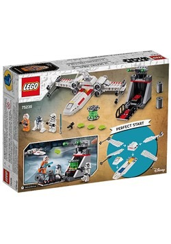 LEGO Star Wars X-Wing Starfighter Trench Run Alt 2
