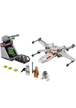 LEGO Star Wars X-Wing Starfighter Trench Run Alt 3