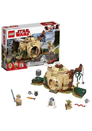 LEGO Star Wars Yoda's Hut