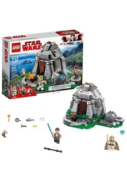 LEGO Star Wars Ahch-To Island Training