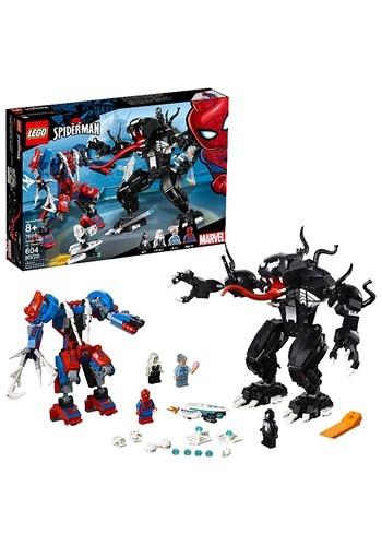 LEGO Super Heroes Spider Mech vs Venom Set