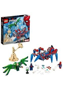 LEGO Super Heroes Spider-Man Spider Crawler