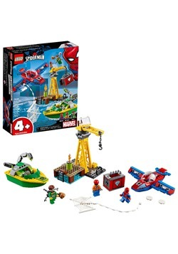 LEGO Super Heroes Spider-Man Doc Ock Diamond Heist