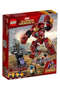 LEGO Super Heroes The Hulkbuster Smash-Up