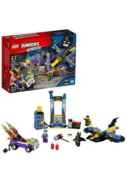 LEGO 4+ Juniors The Joker Batcave Attack Alt 1
