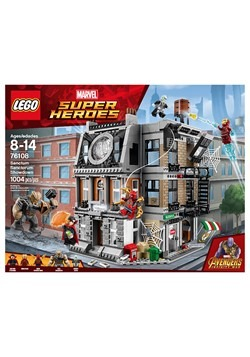 LEGO Super Heroes Sanctum Sanctorum Showdown